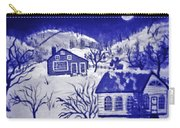 My Take On Grandma Moses Art Carry-all Pouch