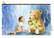 My Teddy And Me 03 Carry-all Pouch