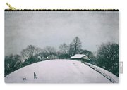 My Wintry Homey Snowy Planet Carry-all Pouch
