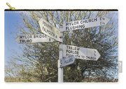 Mylor Signpost Carry-all Pouch