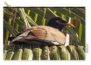 Myna In The Palms Carry-all Pouch