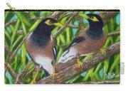 Mynah Birds #474 Carry-all Pouch