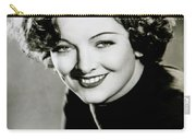 Myrna Loy Carry-all Pouch