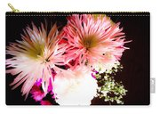 Mystery Of A Flower Carry-all Pouch