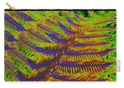 Mystic Fern Carry-all Pouch