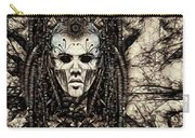 Mystic Future And Past - Ion Prophecies - Monotone  Carry-all Pouch