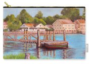 Mystic River View Carry-all Pouch