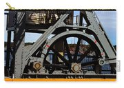 Mystic Seaport Draw Bridge Carry-all Pouch