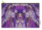 Mystic Waterfall - Purple Hues Carry-all Pouch