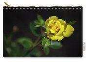 Mystic Yellow Rose Carry-all Pouch
