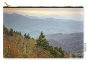 Blue Ridge Mountain 3 Carry-all Pouch