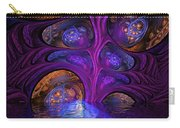 Mystical Caves Of Halyon Carry-all Pouch