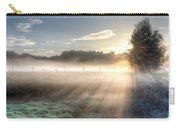 Mystical Fogs Of Florida Carry-all Pouch
