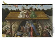 Mystical Nativity Carry-all Pouch