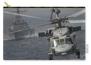 N Mh-60s Knight Hawk Delivers Supplies Carry-all Pouch