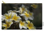 Na Lei Pua Melia - Morning Whispers Carry-all Pouch