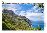 Na Pali Coast Kauai Carry-all Pouch