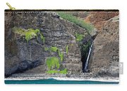 Na Pali Waterfall Carry-all Pouch