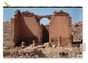 Nabatean's Ruins Carry-all Pouch