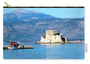 Naflion Greece Harbor Fortress Carry-all Pouch