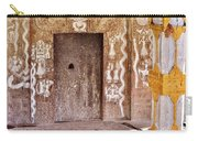 Nag Temple Doorway - Huri India Carry-all Pouch