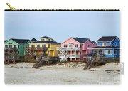 Nags Head Beach Houses Carry-all Pouch