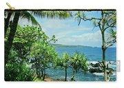 Nahiku Kaelua Hanawi Honolulunui Maui Hawaii Carry-all Pouch