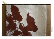 Nakato And Babirye - Twins 2 - Tile Carry-all Pouch