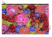 Nala's Flowers Carry-all Pouch