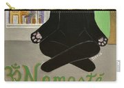 Namaste Cat Carry-all Pouch