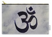 Namaste' The Symbol Carry-all Pouch