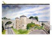 Namur, Citadelle Et Pont Des Hollandais Carry-all Pouch