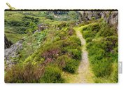 Nant Ffrancon Footpath Carry-all Pouch