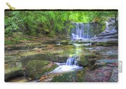 Nant Mill Waterfall Carry-all Pouch