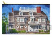 Nantucket Architecture Series 28 Carry-all Pouch
