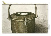 Nantucket Basket Carry-all Pouch