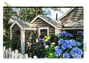 Nantucket Cottage No.1 Carry-all Pouch