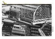 Nantucket Lobster Traps Carry-all Pouch