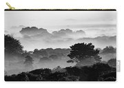 Nantucket Middle Moors In Fog Carry-all Pouch