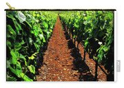 Napa Rows Of Grapes Carry-all Pouch