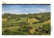 Napa Valley California Panoramic Carry-all Pouch