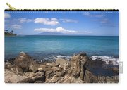 Napili Bay With Lanai Carry-all Pouch