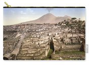 Naples: Mt. Vesuvius Carry-all Pouch