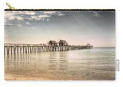 Naples Pier Carry-all Pouch