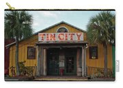 Naples Tin City - Open For Business Carry-all Pouch