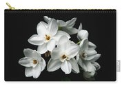 Narcissus The Breath Of Spring Carry-all Pouch