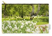 Narcissus In Apple Garden Carry-all Pouch