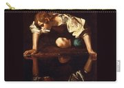 Narcissus Carry-all Pouch by Pg Reproductions