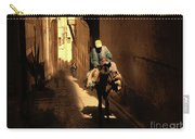 Narrow Streets Fes Male Donkey  Carry-all Pouch