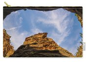 Narrows Sky Zion National Park Utah Carry-all Pouch